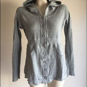 Juicy couture women's sweater Medium Button front